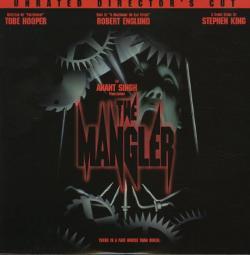 The Mangler, Laser Disc, 1997