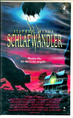 Sleepwalkers, VHS, 1992