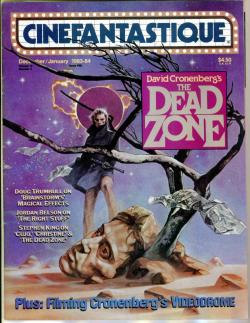 Cinefantastique, Magazine, 1983