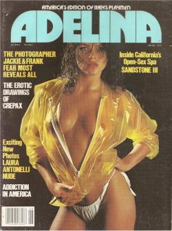 Adelina June 1980, 1980