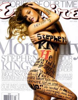 Esquire 2009 Juli, 2009