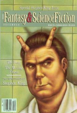 The Magazine of Fantasy and Science Fiction 12 1990, 1990