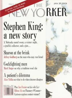 The New Yorker, Magazine, 2001