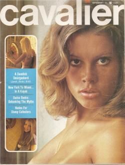 Cavalier 1972 September, 1972