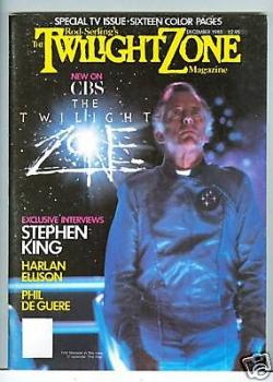 Rod Sterling's The Twilight Zone Magazine, Magazine, 1985