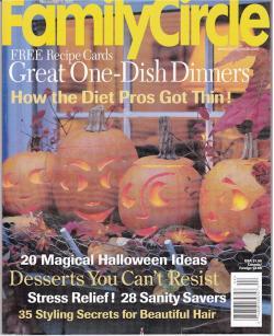 Family Circle, Magazine, 2001