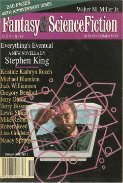 The Magazine of Fantasy and Science Fiction, Magazine, 1997