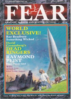 Fear, Magazine, 1989