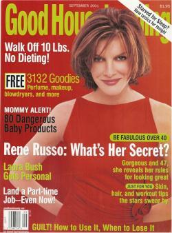 Good Housekeeping, Magazine, 2001
