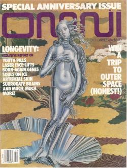 Omni, Magazine, 1986