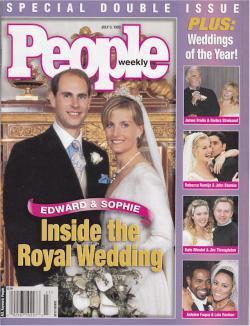 People, Magazine, 1999