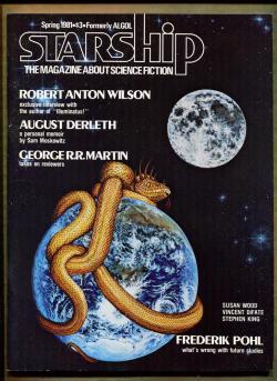 Starship, Magazine, 1981