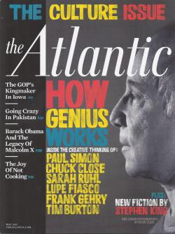 The Atlantic 2011 #5, 2011