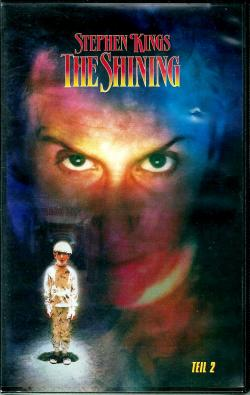 Stephen King's The Shining, VHS, 1997