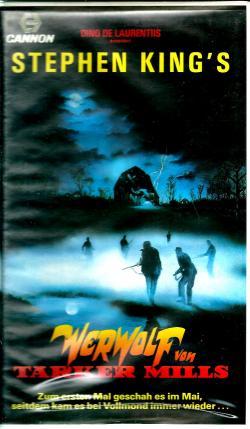 Silver Bullet, VHS, 1985