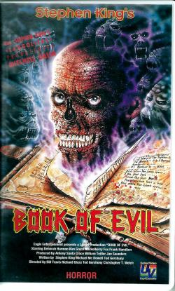 Stephen Kings - Book of Evil, 1984
