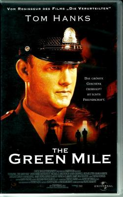 Stephen King's The Green Mile, VHS, 1999