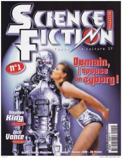 Science-Fiction Magazine