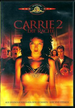 The Rage: Carrie 2, DVD, 2000