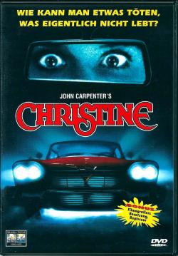 John Carpenter's Christine, DVD, 1999