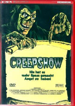 Creepshow, DVD