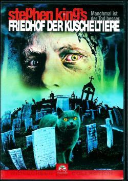 Stephen King's Pet Sematary, DVD, 2002