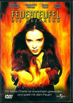 Firestarter 2: Rekindled, DVD, 2002