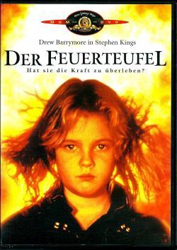 Firestarter, DVD, 2004