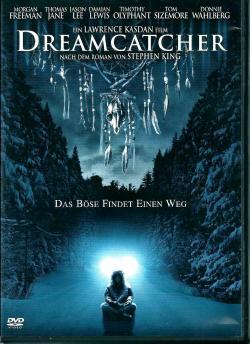 Dreamcatcher, DVD, 2003