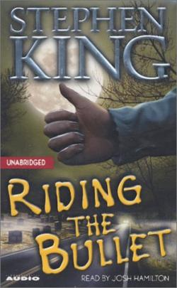Riding the Bullet, Audio Book, 2002