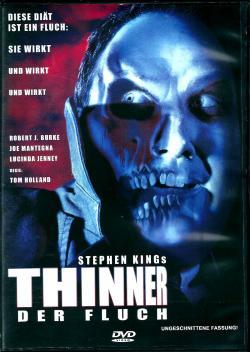 Thinner, DVD
