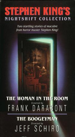 not rated, The Boogeyman / The Woman in the Room, Republic Pictures, VHS, USA, 1984