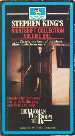 not rated, Volume One: The Woman In The Room, Interglobal Home Video, VHS, USA, 1983