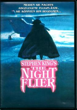 The Night Flier, DVD, 2000