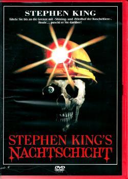 Stephen King's Graveyard Shift, DVD