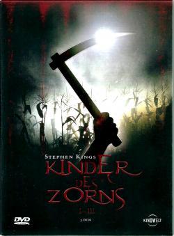Children of the Corn, DVD, 2008