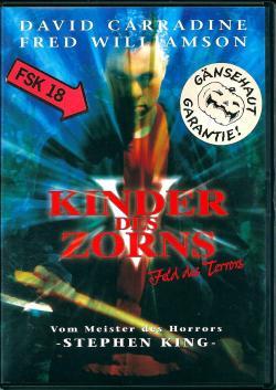 Children of the Corn V: Fields of Terror, DVD, 2000