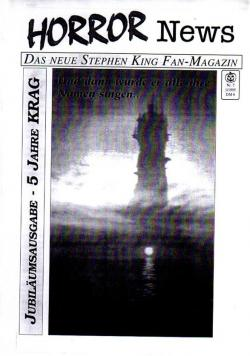 Horror News, Magazine, 1995