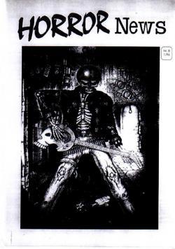 Horror News, Magazine, 1996