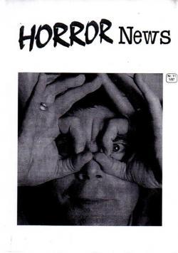 Horror News, Magazine, 1997