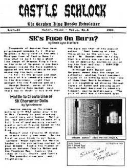 Ausgabe 5 1988 Parody Newsletter, Magazine, USA, 1988