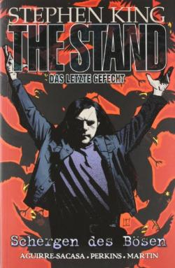 The Stand - Volume 4: Hardcases, Paperback, 2011