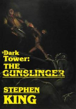 The Dark Tower - The Gunslinger, Hardcover, 1982