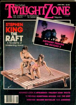 TZ Publications, Magazine, USA, 1983