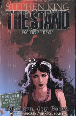 The Stand - Volume 4: Hardcases, Hardcover, 2011