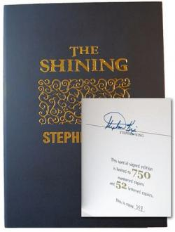 Signed Limited Edition, Hardcover / Leather Bound in Traycas, Subterranean Press, Hardcover, USA, 2013
