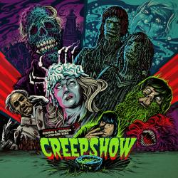 Creepshow, Movie Score, 2014