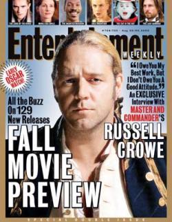 Entertainment Weekly, Magazine, 2003