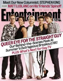 Entertainment Weekly, Magazine, 2003