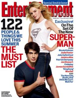 Entertainment Weekly, Magazine, 2005
